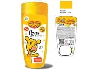 Мягкая игрушка Детская пена для ванн с ароматом Tутти-Фрутти